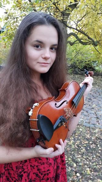 Absolwentka naszej szkoły - Natalia Wojciechowska została stypendystką Ministra Kultury i Dziedzictwa Narodowego